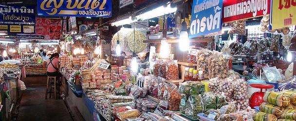 Thai- und Asia-Shops